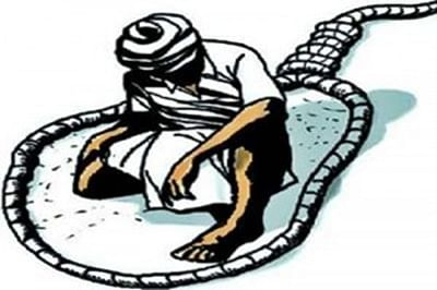 Farmer commits suicide in UP