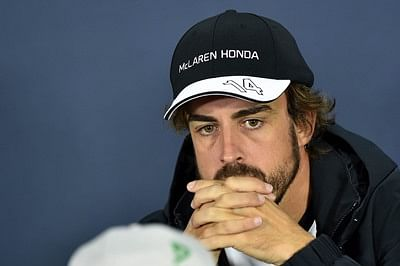 FIA punishes Fernando Alonso with 20-place grid penalty
