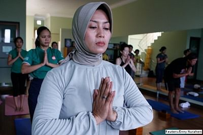 47 Islamic Nations Join International Yoga Day