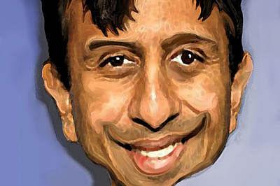 Indian-American comic mocks Jindal one last time