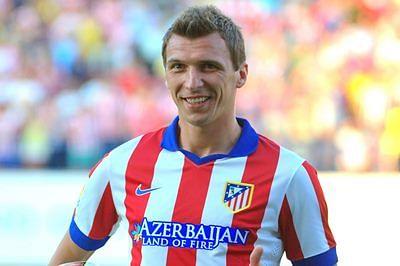 Atletico Madrid striker Mario Mandzukic moves to Juventus