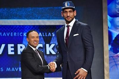 Satnam Singh becomes the first Indian to be picked in NBA