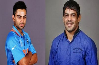 Virat Kohli, Sushil Kumar pledge support to save environment