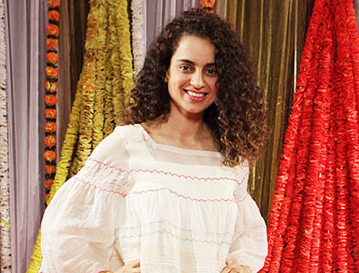 Praise still pouring  in for Kangna Ranaut