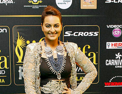 I wanted to be an astronaut: Sonakshi Sinha