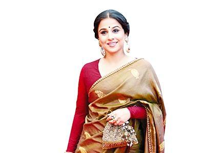 What made Vidya Balan  nervous