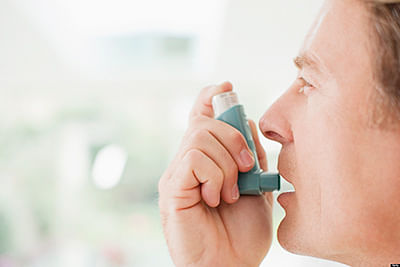 An app to help manage uncontrolled asthma