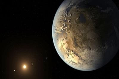 Earth-sized exoplanets circle their stars in Earth-like orbits
