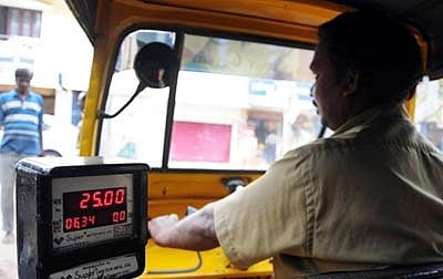 Delhi government revises auto fares, to charge Rs 9.5 per kilometre