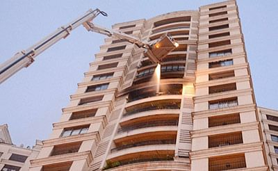 Be prepared in case your building catches fire: BMC