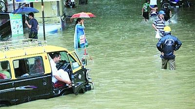 MMRDA control rooms  to be set up this monsoon