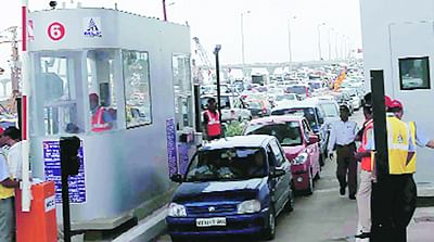 Sion-Panvel toll point can't charge LMVs: HC