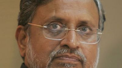 Sushil Kumar Modi BJP leader from Bihar, contradicting the party's stand