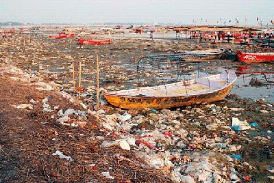 Ganga monitoring in jeopardy