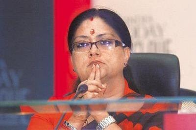 No concrete evidence of corruption against Vasundhara Raje: BJP