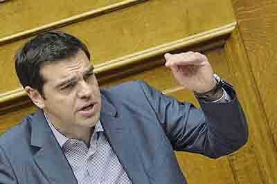 Greek compromise proposed after Tsipras, Hollande,Merkel talks