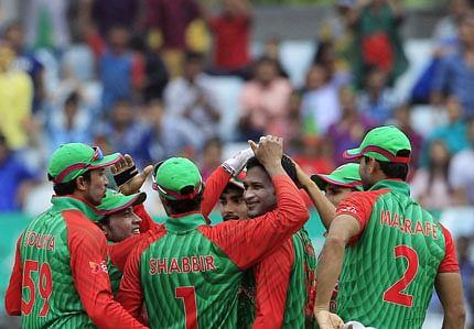 Bangladesh stun SA  to clinch ODI series