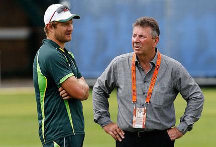Watson faces axe as  Oz seek to level Ashes