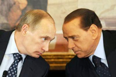 Putin wants me as economy minister, says Berlusconi