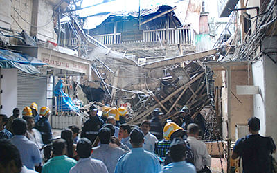 348 dead in structure collapse last year in Maharashtra