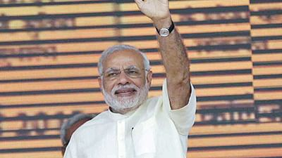 Government to spend Rs 3.5 lakh cr on mega water scheme: PM Modi