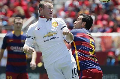 Man United beats Barcelona 3-1 in International Champions Cup