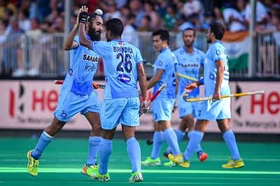 India eager to tame attacking Belgians in semis of Hockey World League