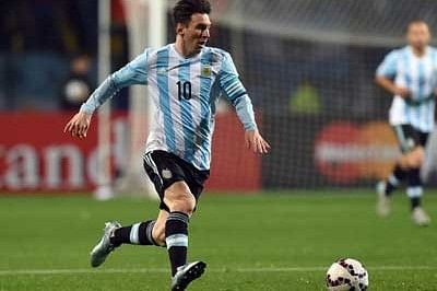 Messi named in Argentina squad for September friendlies