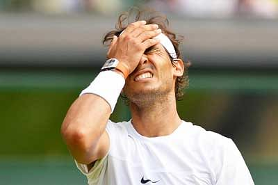 Nadal fears his best days may be over