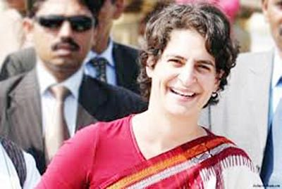 Info on Priyanka land case not immune to RTI query
