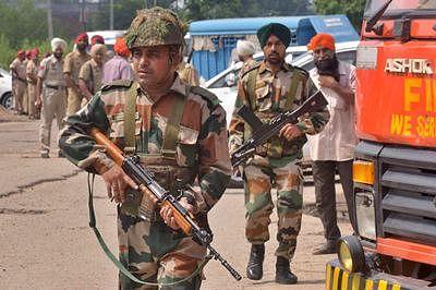 Gurdaspur attack: Vigilance increased on inter-state border
