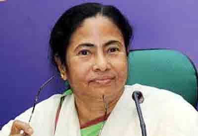 Mamata takes potshots at BJP's 'muscle power'