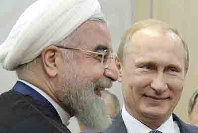 Russia wants Iran arms embargo lifted