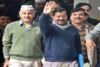 Arvind Kejriwal: Positioning himself in Punjab