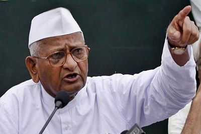 Anna Hazare suspends October 2 hunger strike in New Delhi