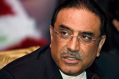 Zardari to appeal against Benazir murder verdict