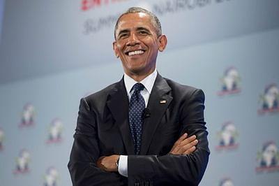 Barack Obamas celebrate Halloween at White House