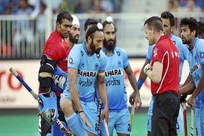 Belgium thrash India 4-0 to reach final of Hockey World League