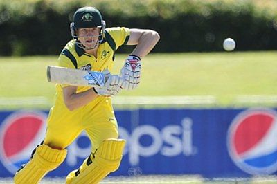 Australia A in driver's seat against India A