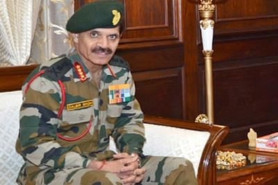 Army Chief Dalbir Singh Suhag to take stock of security situation in Northeast