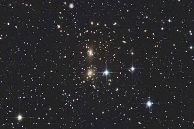 Dead galaxies may be packed with dark matter