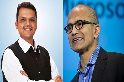 Maharashtra CM seeks Microsoft support for smart city project