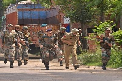 Gurdaspur terror strike clearly highlights Pakistan's evil intentions: Chacko