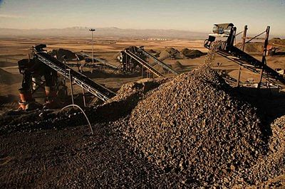Maharashtra haven for illegal mining, political funding