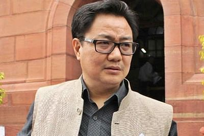 Kiren Rijiju appeals to AAP to support Delhi Police to find Somnath Bharti