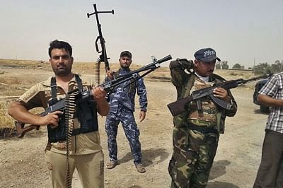 Turkey shells Kurdish-held Syria village: Kurdish fighters