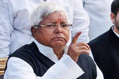 Lalu Prasad says he will continue fighting for OBC, Dalits, poor