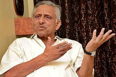Cong revokes suspension of Mani Shankar Aiyar