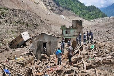 20 killed in Nepal landslide