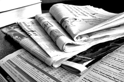 Newspapers can help predict your future weight
